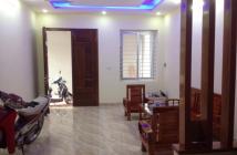 Bán nhà ngõ 75 Vĩnh Phúc, Ba Đình, Hà Nội, DT 38 m2 x 5T mới, giá 3,3 tỷ. LH 0984056396