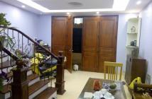 Bán nhà mặt ngõ Đội Cấn, Ba Đình, DT 42m2, 5 tầng, MT 5m, 5,7 tỷ
