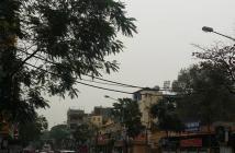 Cần bán nhà gấp mặt phố Nguyễn Thái Học, DT 120m2*2 tầng, MT 4.3m, giá bán 32.4 tỷ TL