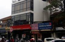 Bán gấp nhà mp Nguyễn Thái Học, Dt 102m2x4 tầng,Mt 5m,lô góc,giá khoảng 40 tỷ