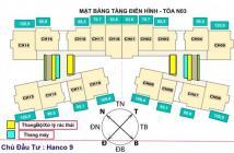 Bán gấp căn 65m2 chung cư Berriver – 390 Nguyễn Văn Cừ.2.030 tỷ