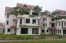 Bán biệt thự thành phố Giao Lưu 198m2, giá chỉ 55 tr/m2