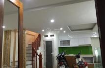 Bán nhà bằng A 33mx5 tầng, cách mặt đường oto 10m Sđcc giá 2.4 Tỷ