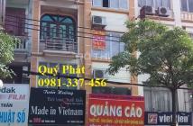 Cho thuê Nhà mặt phố Hà Bông 75m2 Mt:5m  35tr_0981-337-456