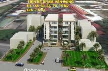 Chỉ từ 5 đến 6 tỷ đồng, sở hữu ngay một căn nhà mặt đường Phạm Văn Đồng
