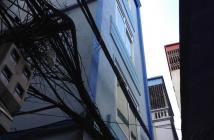 Bán nhà Đê La Thành (Hào Nam) diện tích 40m x 5 tầng, mặt tiền 4.2, giá 4.5 tỷ
