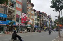 Bán gấp nhà 75m2 mặt tiền 5m hai mặt phố Hàng Muối và Trần Nhật Duật, Hoàn Kiếm