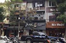 Bán gấp nhà 2 mặt phố cổ Hoàn Kiếm mặt phố Hàng Muối và Trần Nhật Duật quận Hoàn Kiếm