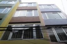 Bán nhà xóm Án 40m2x4 tầng, 83/87 Tân Triều