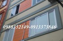 Nhà riêng 1.6 tỷ Phố Mậu Lương, Đa Sỹ 4 tầng (35m2-4PN) đường rộng 3.2m, hỗ trợ NH 70%-0988352149