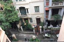 Bán nhà phố Ngọc Khánh, Quận Ba Đình, DT 60m2, MT 5.5m, 4 tầng, giá hấp dẫn