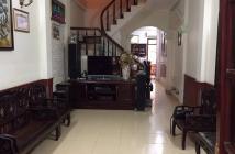 Bán nhà riêng 4 tầng trong ngõ 73 phố Hoàng Ngân, Cầu Giấy nhà xây kiên cố, chắc chắn hướng Tây ...