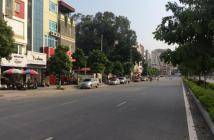Bán nhà mặt đường Nguyễn Văn Huyên kéo dài, DT 120m2, MT 8m, nở hậu
