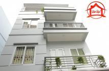 Bán nhà liền kề 4,5 tầng mới xây gần cầu Vĩnh Tuy