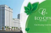 Bán căn hộ chung cư ECO-City chỉ với giá 25tr/m2, Full nội thất,ưu đãi đến 25 triệu