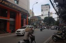 Bán nhà mặt phố Mai Hắc Đế, diện tích 163m2, 10 tầng, mặt tiền 9.8m, giá 100 tỷ