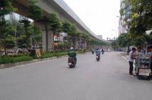 Bán nhà mặt phố Yên Lãng, Thái Thịnh, Đống Đa 70m2x10 tầng thang máy MT 8m, giá 27 tỷ