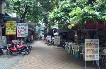 Bán nhà mặt phố Tống Duy Tân Cấm Chỉ. 40m2 x 4T mt 6m kinh doanh cực tốt 12,7 tỷ