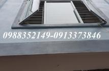 Nhà 1.62 tỷ, 35m2 x 4 tầng phố Đa Sĩ, Mậu Lương, về ở ngay, hỗ trợ 70%
