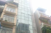 Bán nhà mặt phố Bà Triệu, Hai Bà Trưng, 7 tầng thang máy, vỉa hè rộng