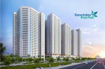 5/10 chính thức ra mắt tòa Park1; Park2 dự án chung cư Eurowindow River Park; dự án giá tốt nhất 2017