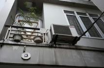 Bán nhà 4.2 tỷ Ngõ 75 Vĩnh Phúc, Ba Đình, 60m2 x 5 tầng, nhà đẹp, ngõ rộng
