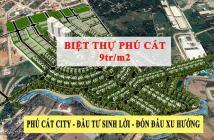Đất nền khu CNC Láng – Hòa Lạc cửa ngõ Đại lộ Thăng Long chỉ 9tr/m2, CK cực cao