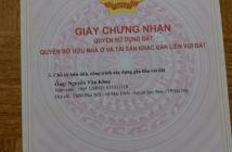 Chính chủ bán đất thôn Hoàng Dương,Mai Đình,Sóc Sơn,DT 190m2,MT 9m,703tr.
