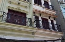 Mặt phố Bà Triệu, quận Hoàn Kiếm, 30m2 x 6 tầng, mặt tiền rộng, vỉa hè thênh thang