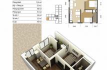 Cần bán căn hộ chung cư - KĐT Tân Tây Đô(CT2A)  - 54m2 - bao phí.