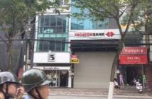 Bán gấp nhà 2 mặt tiền mặt phố trung tâm quận Ba Đình TP Hà Nội 63m2 giá 23 tỷ