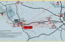 Bán Đất Ven Suối Biệt Thự Phú Cát City Chỉ 9tr/m2 Cách ĐL Thăng Long 500m