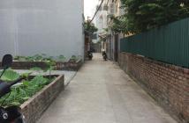 Bán đất Thanh Liệt, 75m2, 2 mặt thoáng, có thể chia 2 căn, ngõ thông, ô tô taxi đỗ cửa