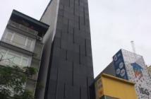 Bán nhà trung tâm Ba Đình, 210m2, 77 tỷ, 12 tầng thông sàn