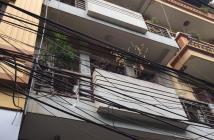 Bán nhà mặt phố Lạc Long Quân, Bưởi, 35m2, 5 tầng, MT 6,8m, 10,8 tỷ, kinh doanh hiệu suất cao