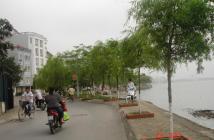 Bán nhà mặt phố Vệ Hồ, mặt hồ Tây quận Tây Hồ, 62m2, 5 tầng, mặt tiền 6m, đẹp lung linh