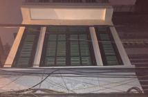 Bán nhà phân lô Mai Dịch, Cầu Giấy, 38m2, 5 tầng, MT 3,6m, 4,5 tỷ, ô tô vào nhà