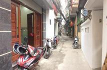 Bán nhà đường Hoàng Mai, P. Hoàng Văn Thụ, 35m2, 5 tầng, ngõ thông kinh doanh được