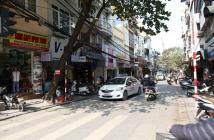 Mặt phố Hàng Hòm, quận Hoàn Kiếm, ngay Hồ Gươm, 80m2 x 5 tầng, giá vừa phải, mặt tiền rộng
