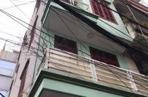 Bán nhà 4,4 tỷ, Lạc Trung, gara, phân lô, 47m2, xây 2015