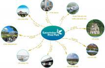 Bán 26 lô shophouse đợt 1 đẹp nhất dự án Eurowindow River Park, giá từ 26.5 tr/m2