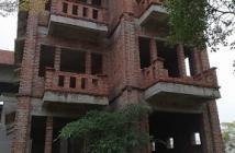 Bán biệt thự xây thô 4 tầng tại KĐT Hà Phong, Mê Linh, 0948053666