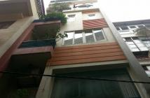 Bán nhà 70 m2 x 5 tầng đẹp long lanh giá 4,2 tỷ Trần Cung Hoàng Quốc Việt Bắc Từ Liêm