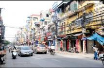 Bán nhà giá rẻ MP Khâm Thiên 99m2, 4 tầng, mặt tiền 4.4m, hướng Tây Nam, 27.5 tỷ