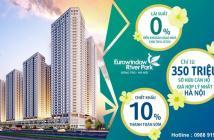 *** Cần bán căn hộ 67m2 – 2pn – 2wc dự án Eurowindow River Park giá chỉ 1,2tỷ