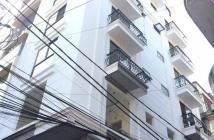 Bán nhà toàn nhà 9 tầng, mặt tiền 12m, lô góc mới tinh