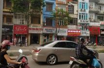 Bán nhà mặt phố Xuân Thủy, Trần Thái Tông, Cầu Giấy, DT 40m2 x 4 tầng, KD cực tốt giá 11,9 tỷ