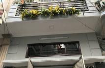 Bán nhà Quỳnh Mai, Hai Bà Trưng, 43m2, 4 tầng, MT 3.8m, 5.7 tỷ ngõ ô tô