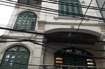 Bán nhà phố Bằng A, DT 91m2, 4 tầng, có gara ô tô,  giá 6 tỷ, lh 0977998121