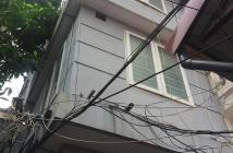 Bán nhà phố Nguyễn Khuyến, 26m2, 5 tầng, ngõ xe 3 gác, giá 2,3 tỷ